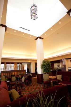 Hilton Garden Inn Odessa: Lobby
