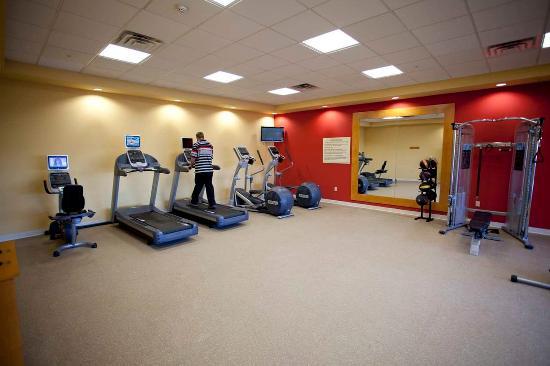 Hilton Garden Inn Odessa: Fitness Room