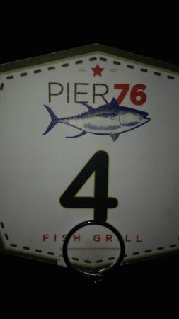 Pier 76 Seafood Grill