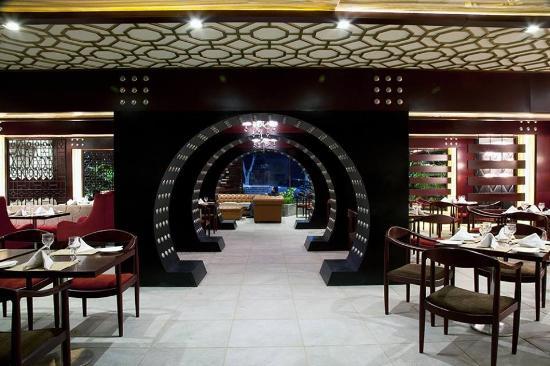 Interior Picture Of Zucchini The Mediterranean Cafe Lahore Tripadvisor