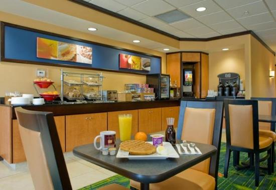Commerce, GA: Breakfast Area