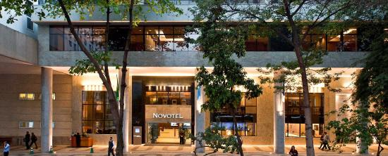 Hotel Novotel Rio De Janeiro Santos Dumont: Exterior