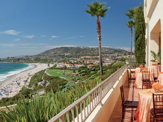 Dana Point, CA: Endless views from The Ritz-Carlton, Laguna Niguel