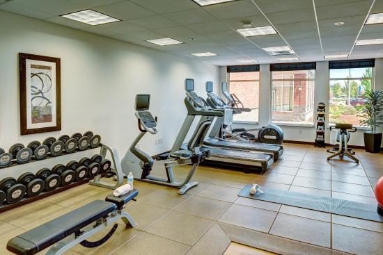 Springfield, Oregon: Fitness Center