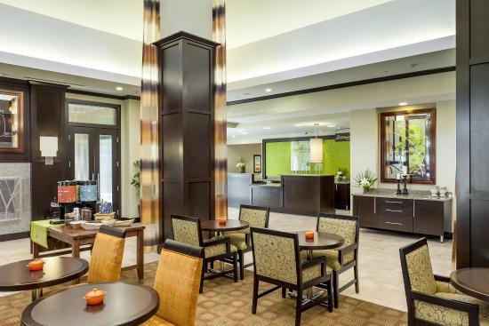 Springfield, Oregon: Lobby