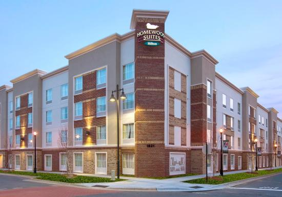 Homewood Suites by Hilton Charlotte/Ayrsley: Great Charlotte Location!