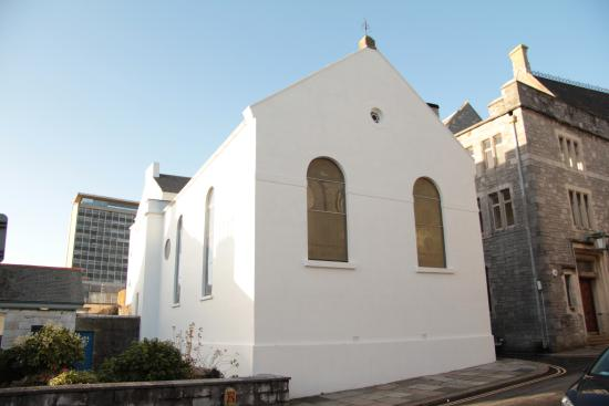 ‪Plymouth Synagogue‬