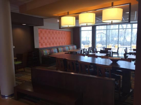 New Fairfield Inn and Suites in Afton, WY