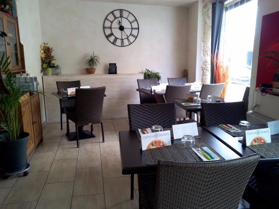 Blanquefort, Frankrijk: Salle de restaurant