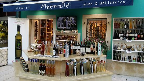 """""""Macmalić"""" Olive Oil , Wine & Delicacies: 10289969"""