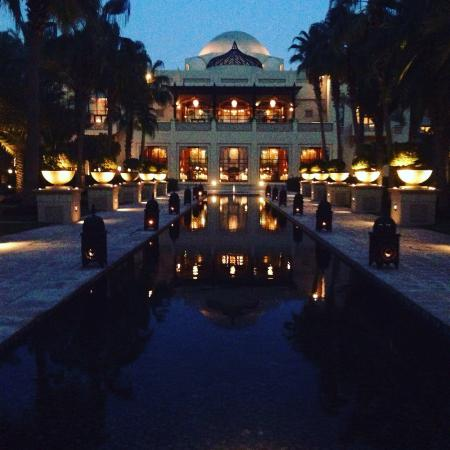 Arabian Court at One&Only Royal Mirage Dubai: The most beautiful accommodation and the best service I have ever experienced. Thank you all so
