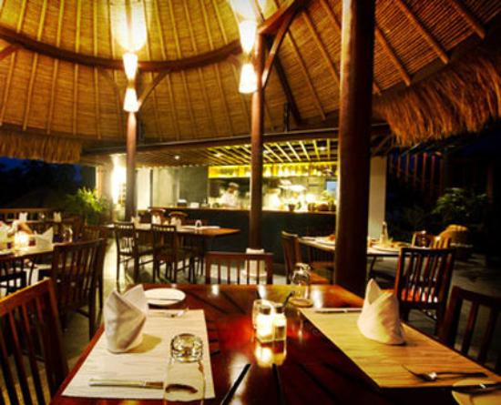 Ubud Green: Restaurant