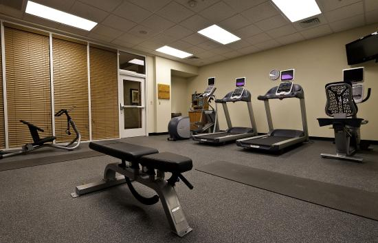 Hilton Garden Inn Clifton Park : Fitness Center