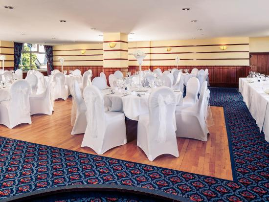 Mercure Ayr Hotel: Wedding