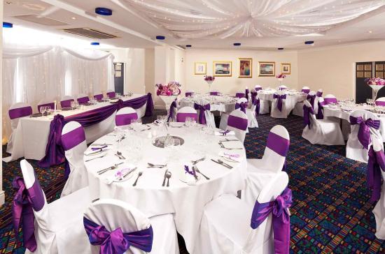 Blackrod, UK: Wedding