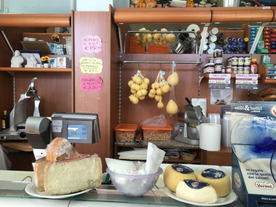 Experience Puglia Day Tour : Wonderful cheeses abound
