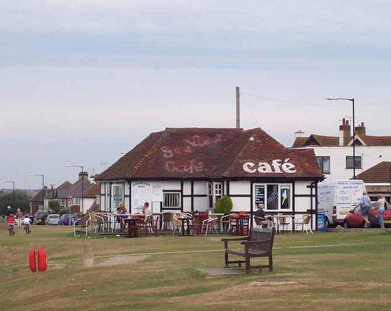 Seaview cafe, Tankerton, Whitstable