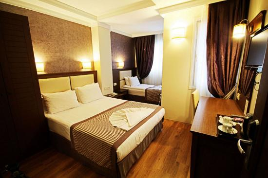 Aristocrat Hotel: Double or Twin Room