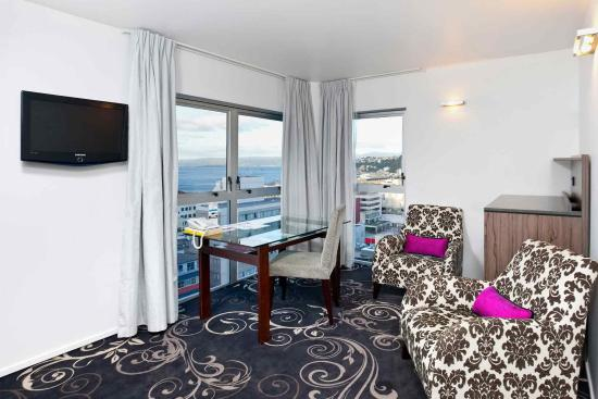 Mercure Wellington Central City and Apartments Hotel