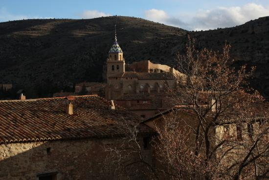 Restauranger i Albarracin