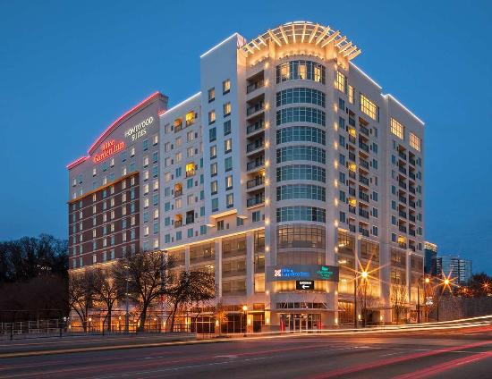 Homewood Suites by Hilton Atlanta Midtown: Exterior