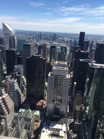 0c3849c4540 The Towers at Lotte New York Palace  Lotte NY Palace visto do Top Of The