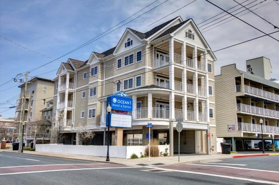 Ocean 1 Hotel and Suites: Ocean 1 Condos