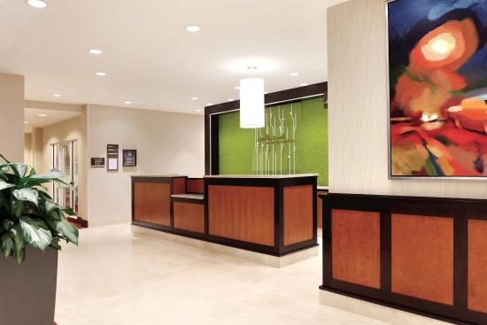 Falls Church, VA: Reception Desk