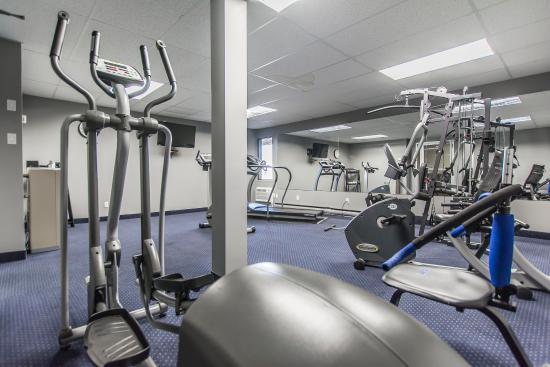 Rouyn-Noranda, Canadá: Fitness Center