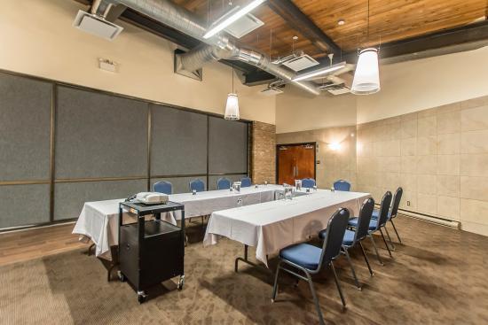 Rouyn-Noranda, Canadá: Meeting Room