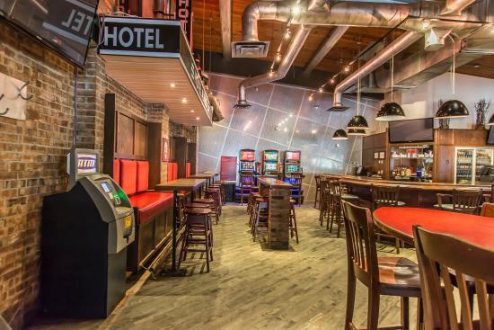 Rouyn-Noranda, Canadá: Hotel Bar
