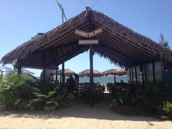Prea Beach: Restaurante na Praia do Preá