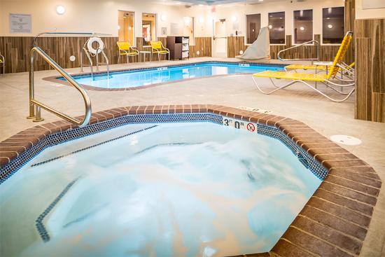 Fairfield Inn & Suites Idaho Falls: Indoor Spa