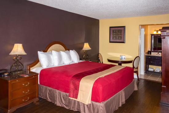 Wade, NC: Guest room
