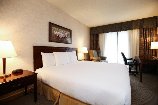 溫哥華中庭酒店