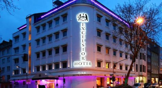 Photo of Hotel Excelsior Duesseldorf Düsseldorf