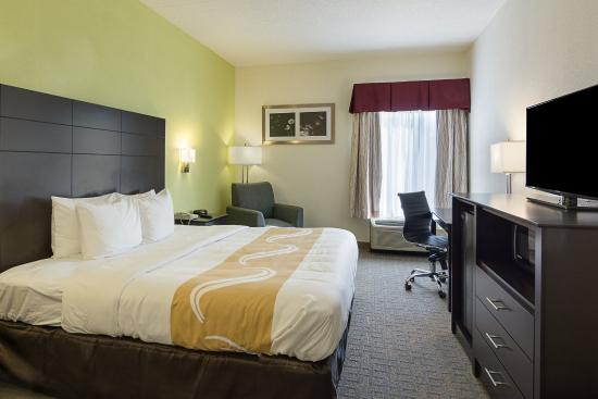 Quality Inn Richmond Airport: Guest Room