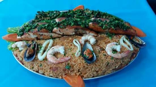 Restaurante Sereia Do Mar