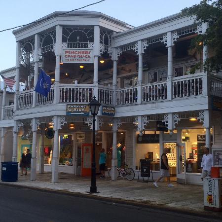 Duval Street Restaurants