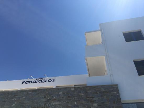 Pandrossos Hotel Bild