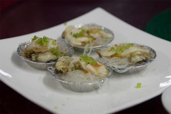 Chaozhou, China: 味付けはあっさりしている料理が多く海鮮もある
