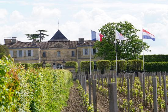 Gourmet Touring: Chateau du Tertre