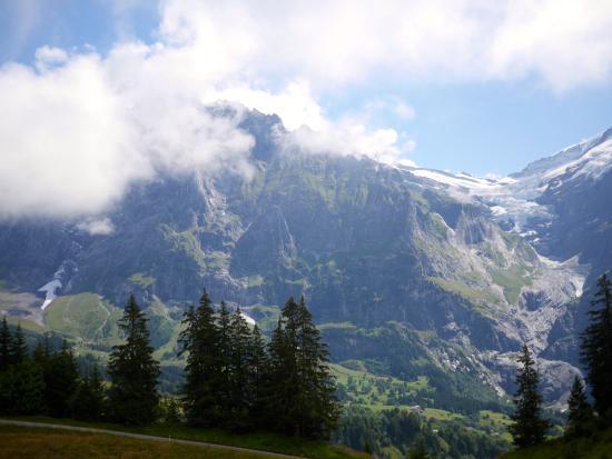 Grindelwald, Switzerland: Lovely views