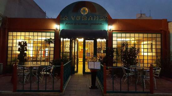 Restaurante Frances La Veranda