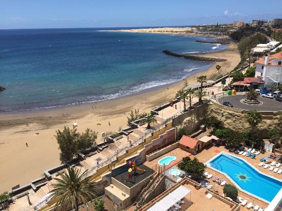 Bienvenidos Wellcome Picture Of Hotel Europalace Playa Del Ingles