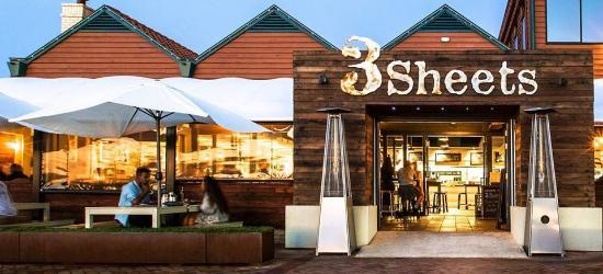 3 Sheets Restaurant