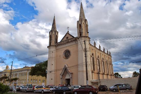 Basilica of Sagrado Coracao de Jesus