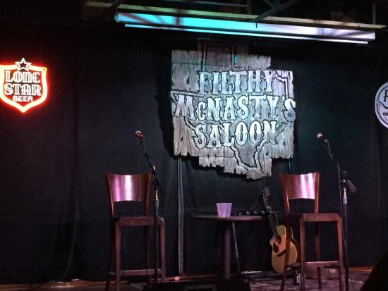 Filthy McNasty's Saloon