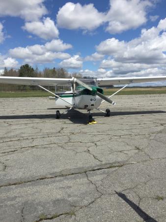 Trenton, ME: Our Cessna 172