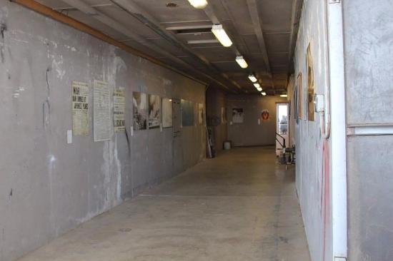 Kaneohe, HI: Inside the bunker